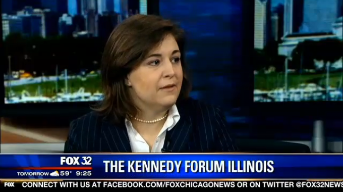 Giving a Voice to Mental Illness – Kennedy Forum Illinois