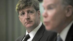 Patrick Kennedy discusses mental health and life away from politics