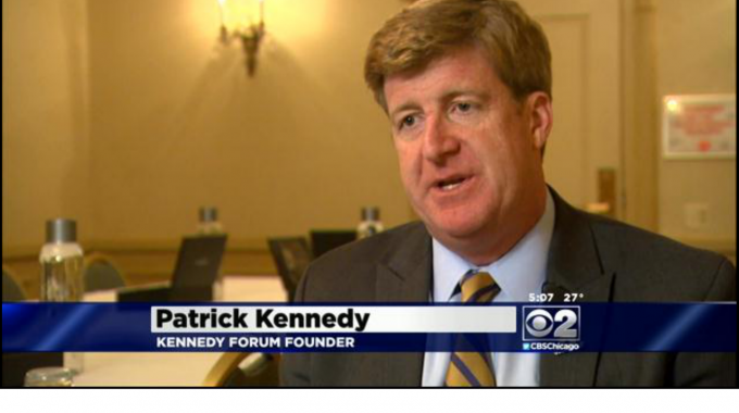 Patrick Kennedy Hosting Mental Health Conference In Chicago