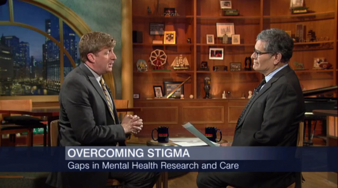 Patrick Kennedy & Stigma of Mental Illness