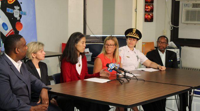 West Side Community Outreach Pilot Project: Interim Report
